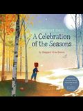 A Celebration of the Seasons: Goodnight Songs, Volume 2: Illustrated by Twelve Award-Winning Picture Book Artists [With Audio CD]