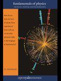 Fundamentals of Physics: Mechanics, Relativity, and Thermodynamics