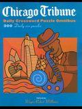 Chicago Tribune Daily Crossword Puzzle Omnibus: 300 Daily-Size Puzzles