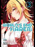 World's End Harem, Vol. 3