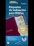 Spa-Spanish Gold-Edged Bible I: Spanish Classic Gold-Edged Bible Tabs