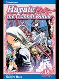Hayate the Combat Butler, Vol. 15, 15