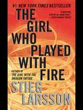 The Girl Who Played with Fire (Millennium Trilogy, No 2)