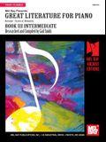 Great Literature for Piano Book 3 Intermediate