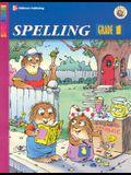 Spectrum Spelling, Grade 1 (McGraw-Hill Spectrum Workbooks: Mercer Mayer)