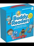 Buddy Readers: Level B (Parent Pack): 20 Leveled Books for Little Learners