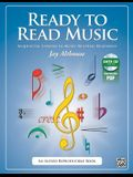Ready to Read Music: Sequential Lessons in Music Reading Readiness, Comb Bound Book & Data CD [With CD (Audio)]