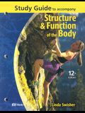 Structure and Function of the Body (Study Guide)