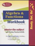 Algebra and Functions Workbook: Classroom Edition