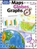 Maps, Globes, Graphs: Student Edition Level E
