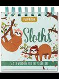 Sloths Desktop Flipbook