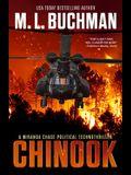 Chinook: a political technothriller