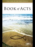 Book of Acts Pamphlet