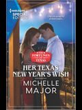 Her Texas New Year's Wish