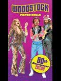 Woodstock Paper Dolls: 50th Anniversary Edition