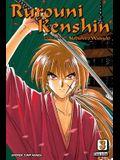 Rurouni Kenshin (Vizbig Edition), Vol. 3, 3: Arrival in Kyoto