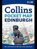 Collins Edinburgh Pocket Map