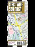 Streetwise San Diego Map: Laminated City Center Map of San Diego, California