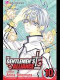 The Gentlemen's Alliance +, Vol. 10