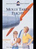 Molly Takes Flight (American Girls Short Stories)