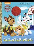 All-Star Pups! (Paw Patrol) (Little Golden Book)