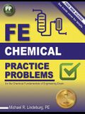 Ppi Fe Chemical Practice Problems, 1st Edition (Paperback) - Comprehensive Practice for the Ncees Fe Chemical Exam