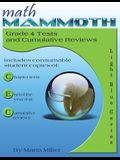 Math Mammoth Grade 4 Tests and Cumulative Reviews