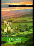 Zzzway of Wonder Cwc Chesterton
