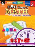 180 Days of Math for Third Grade (Grade 3): Practice, Assess, Diagnose