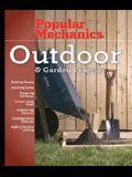 Popular Mechanics Outdoor & Garden Projects