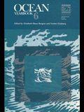 Ocean Yearbook, Volume 6, Volume 6