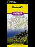 Hawai'i Adventure Travel Map