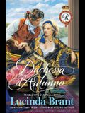 Duchessa d'Autunno: Un Romanzo Storico Georgiano
