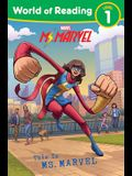 World of Reading This Is Ms. Marvel
