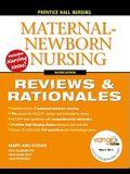 Prentice-Hall Nursing Reviews & Rationals: Maternal-Newborn Nursing, 2nd Edition