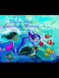 Emeline Meets Lavender the Mermaid