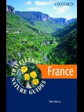 France: Travellers' Nature Guide (Nature Guides) (Oxford Travellers' Nature Guides)