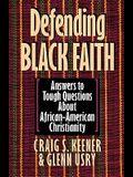 Defending Black Faith