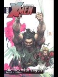 Uncanny X-Men Volume 5: She Lies with Angels Tpb