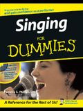Singing for Dummies [With Audio CD]