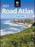 Rand McNally 2021 Easyfinder Midsize Road Atlas