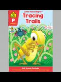 Tracing Trails Workbook with Stickers