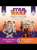 Star Wars Forces of Destiny: Daring Adventures, Volumes 1 & 2 Lib/E