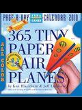 365 Tiny Paper Airplanes Calendar
