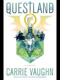 Questland: Author of the Philip K. Dick Award-Winning Bannerless