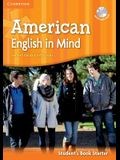 American English in Mind: Student's Book Starter [With DVD ROM]