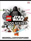 Lego Star Wars in 100 Scenes: 6 Movies . . . a Lot of Lego(r) Bricks