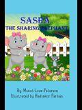 Sasha The Sharing Elephant