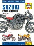 Suzuki Sv650 & Sv650s '99 to '08