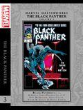Marvel Masterworks: The Black Panther Vol. 3 Hc